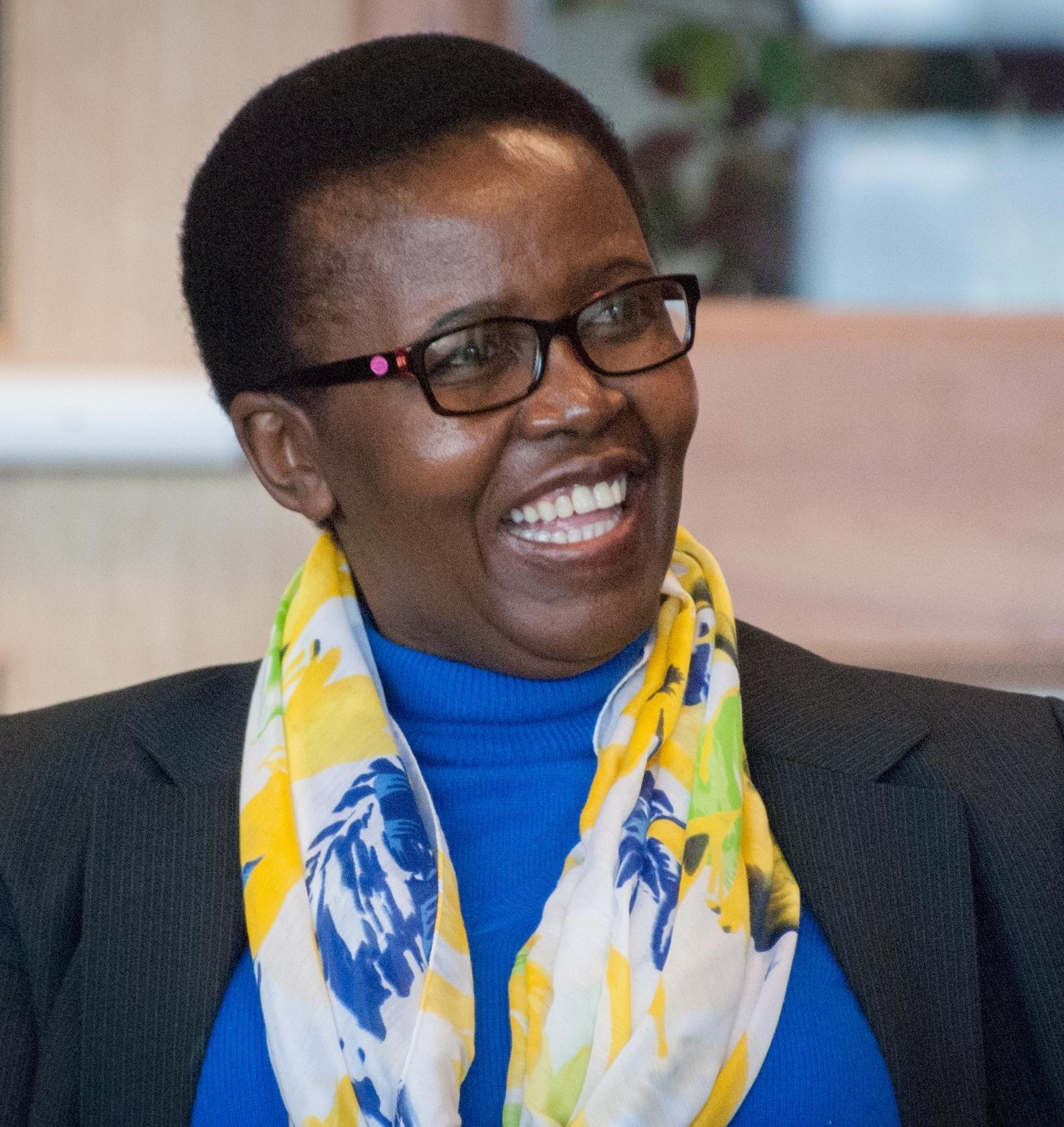 Dr. Lindiwe Sibanda
