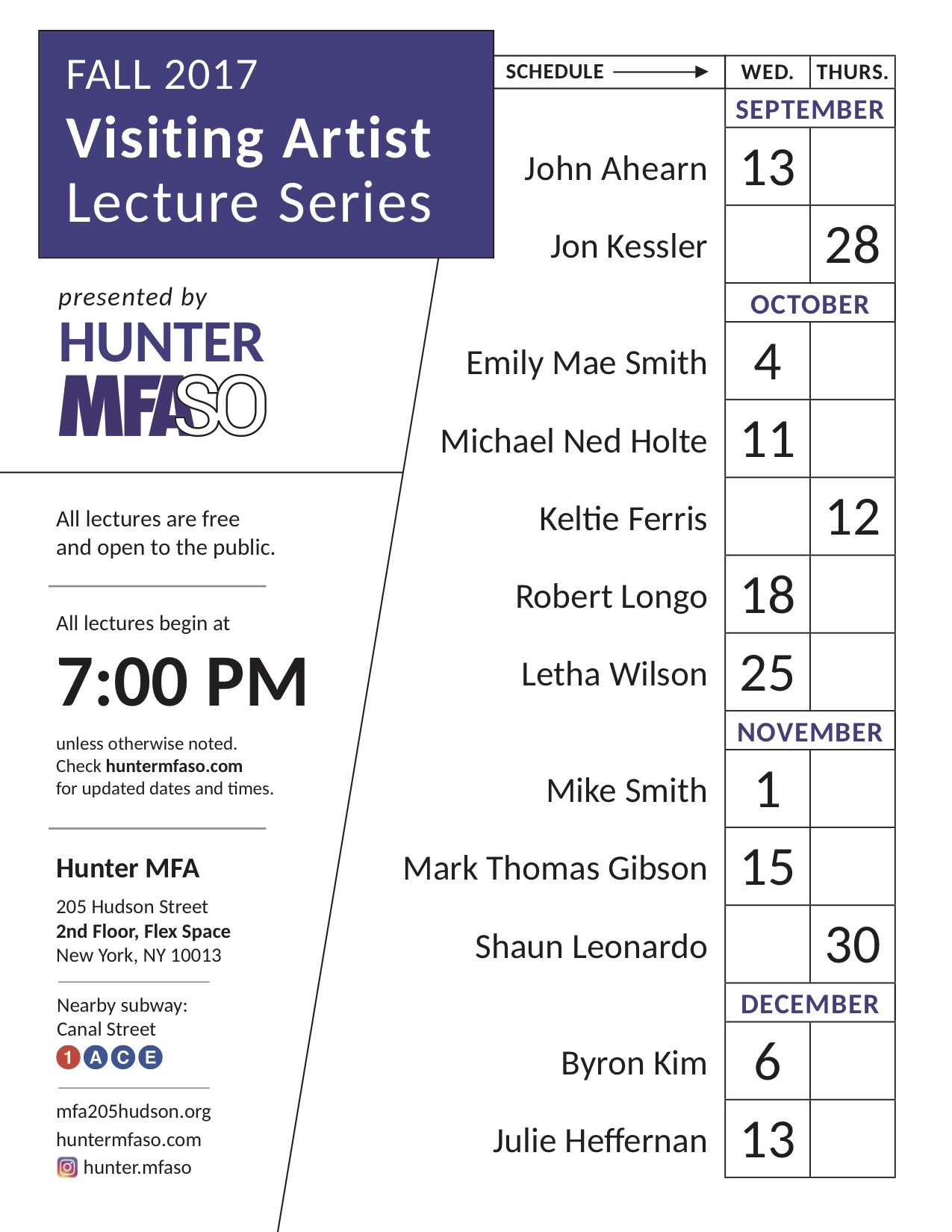666MFASO_Lecture Series Flyer_Fall 2017.jpg