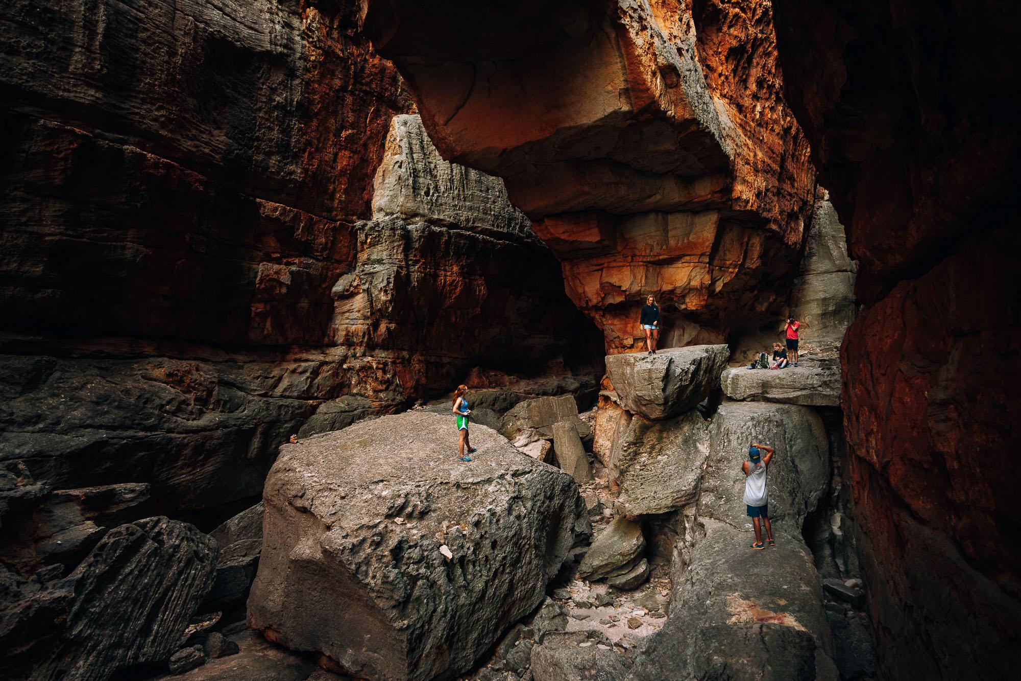 Wolfberg Cracks, South Africa