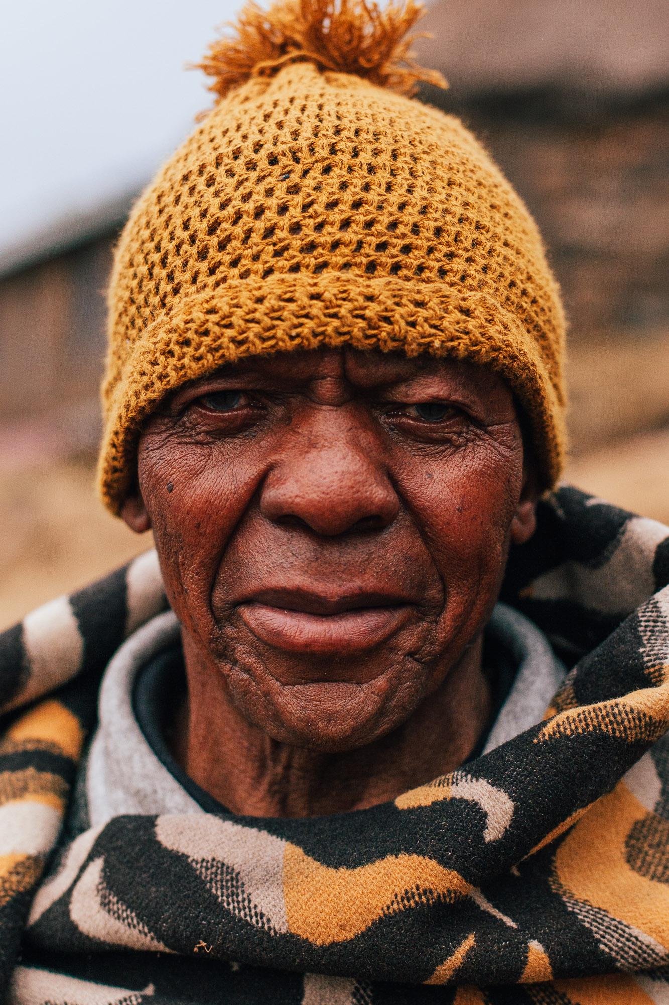 Philip's father, the village chief