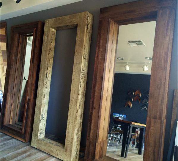 Designer Mirrors from Woodstock