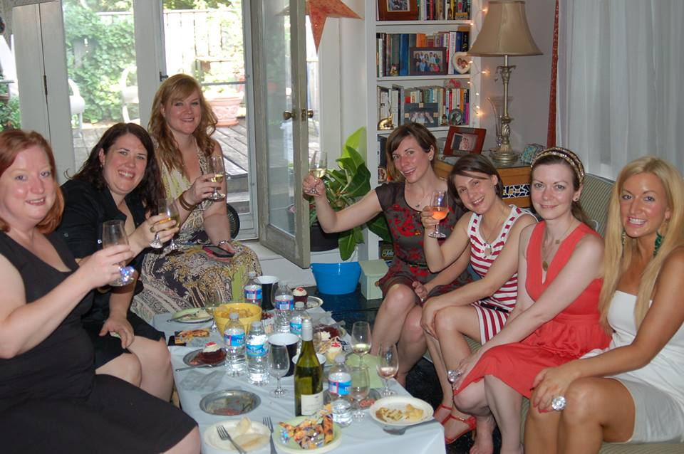 This Bachelorette wine tasting party, was one of my best groups. It's a neat idea if you want something a little different. Great for brides  and  grooms-to-be.