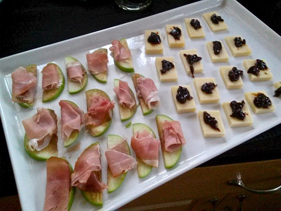 Want to know what wines pair with Granny Smith apples, balsamic and Parma ham, or Asiago with fig butter?
