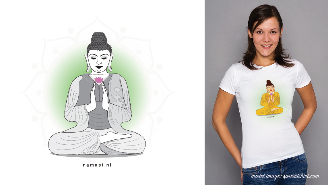 Daily Flow Yoga & Wine Tee