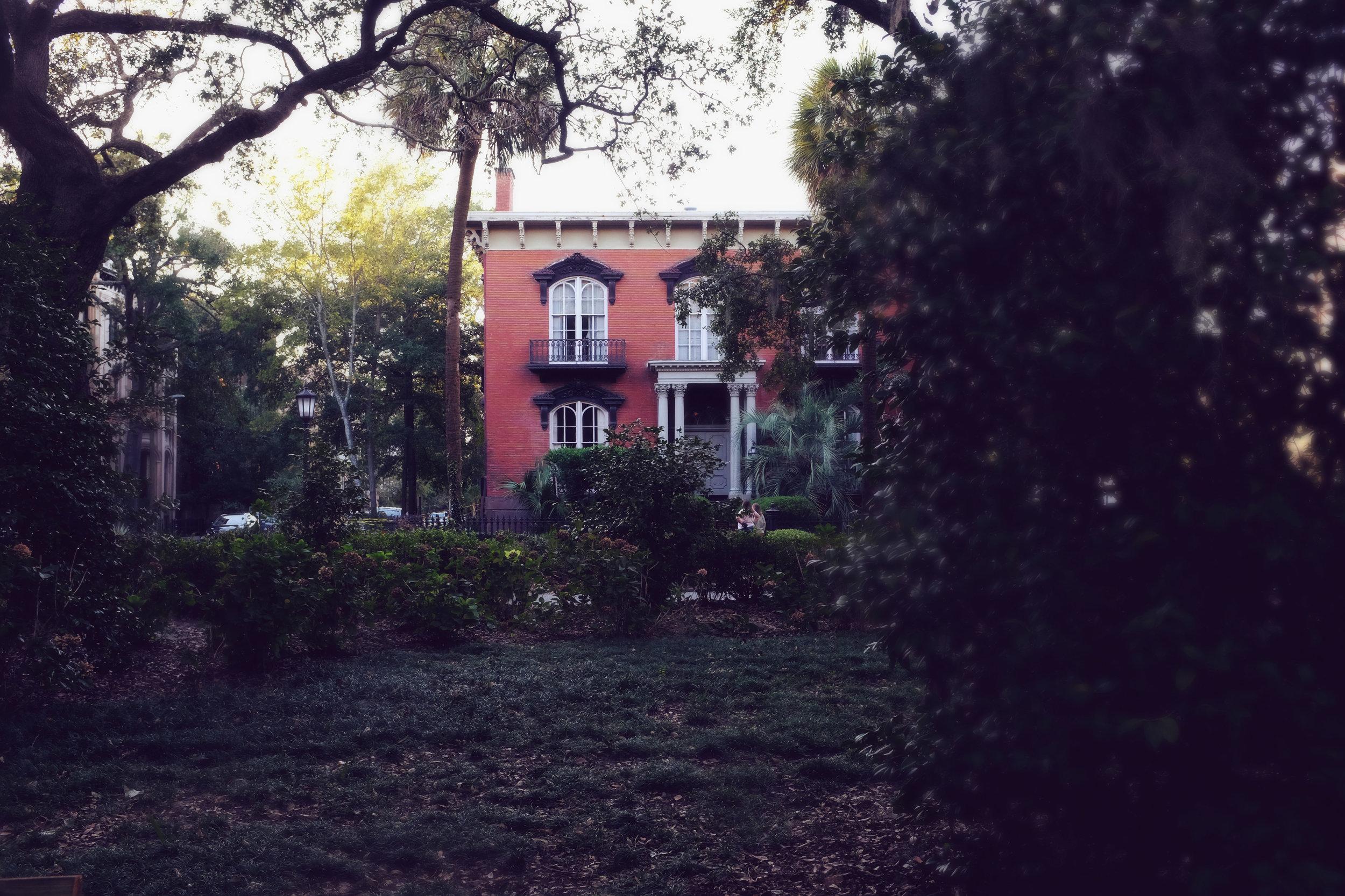 Mercer House Savannah Georgia