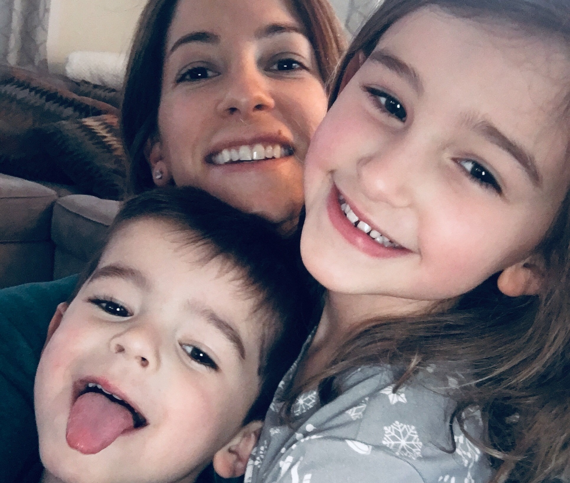 Meet Vanessa O'Neill pictured with her two children Gracie and Emmett. Vanessa took a few minutes during her hectic day (after getting the kids down for a nap) to answer a few questions about her Small Group experience. She hopes her answer are helpful and encouraging to others!
