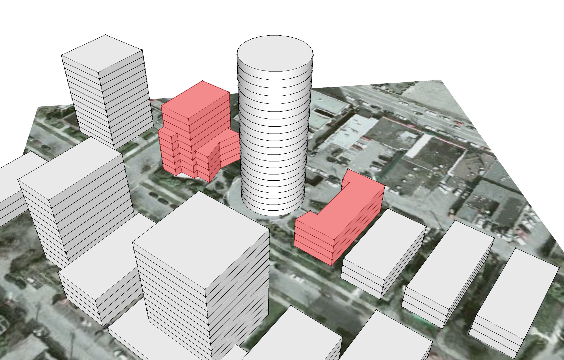 West End Community Plan Infill Study