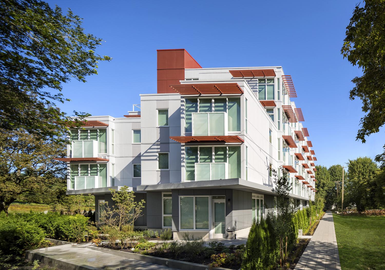 Little Mountain Non-Market Housing