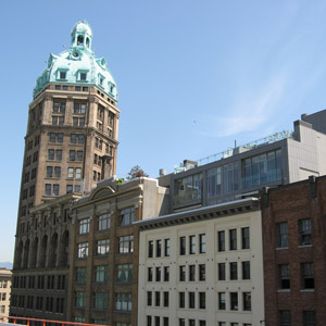 2007 -  Bowman Lofts