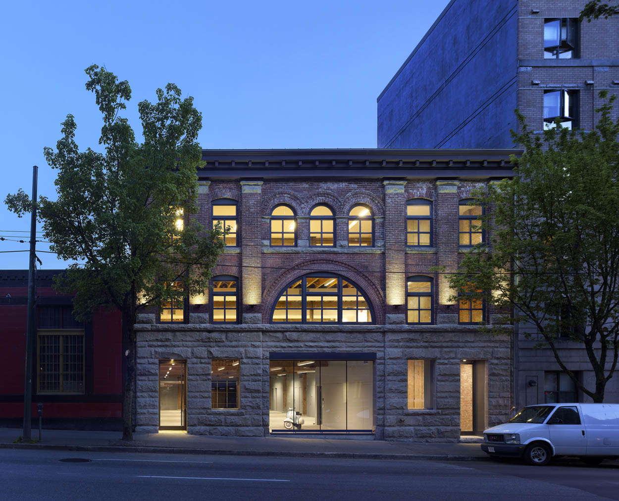 The Stables | 120 East Cordova Street