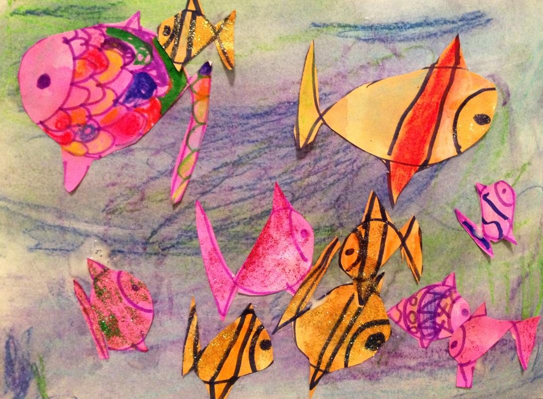 Moyenne Section : La vie aquatique