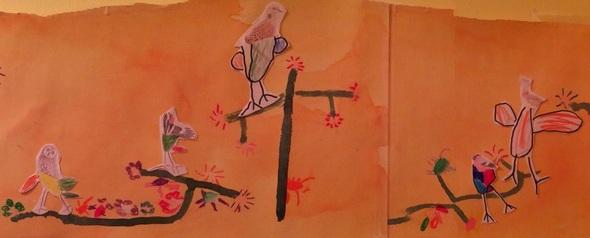 Projet de groupe Moyenne Section : Les oiseaux