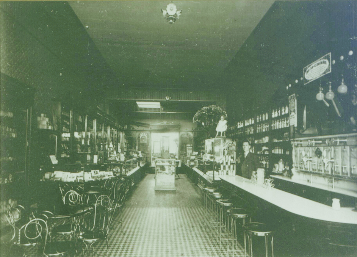1908 - 1st Floor, Facing Main Street
