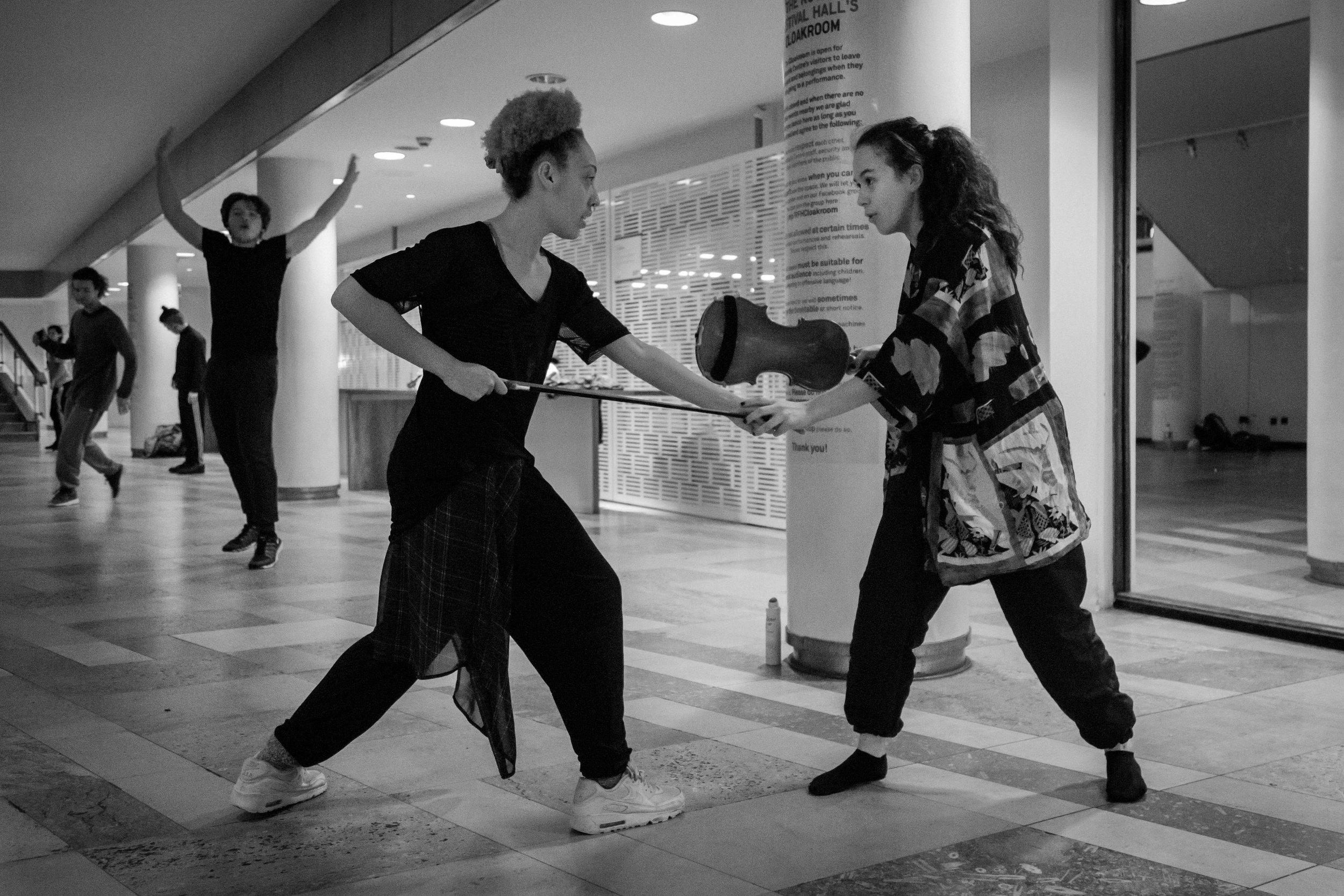 Southbank Dancers -