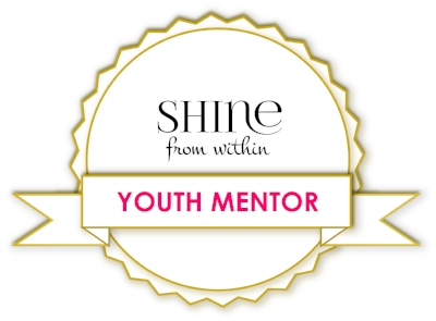 Shine From Within Youth Mentor Badge
