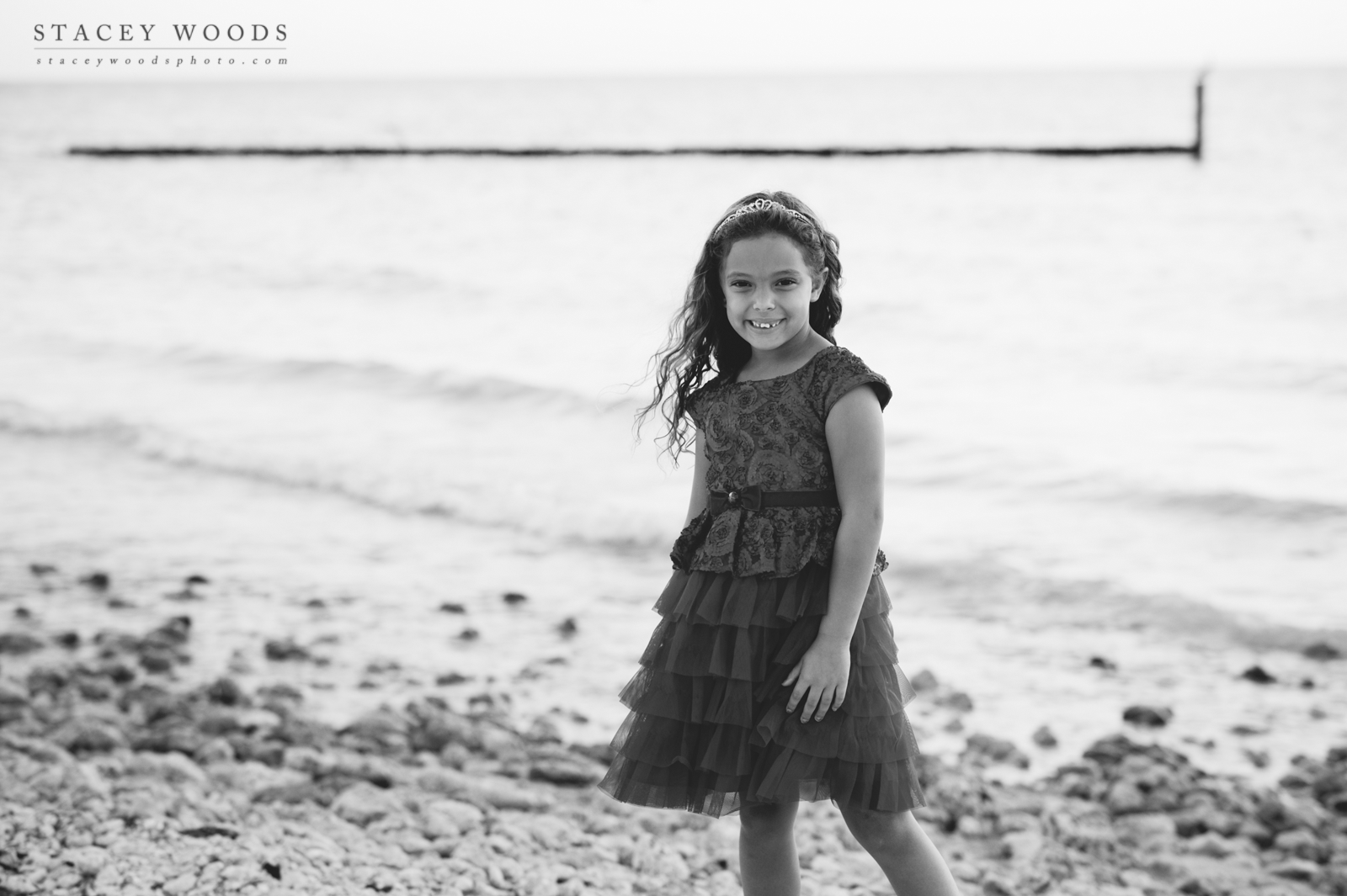 Honeymoon Island family beach photography