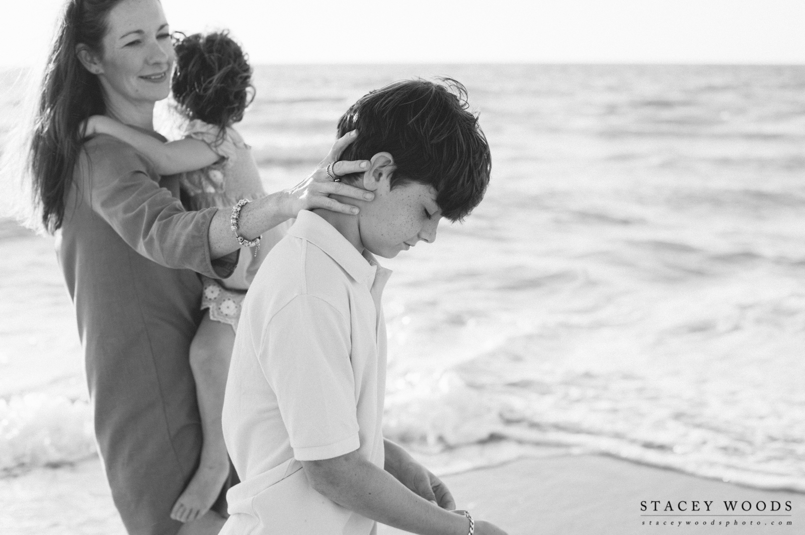 Clearwater Beach FL Family Photography by Stacey Woods