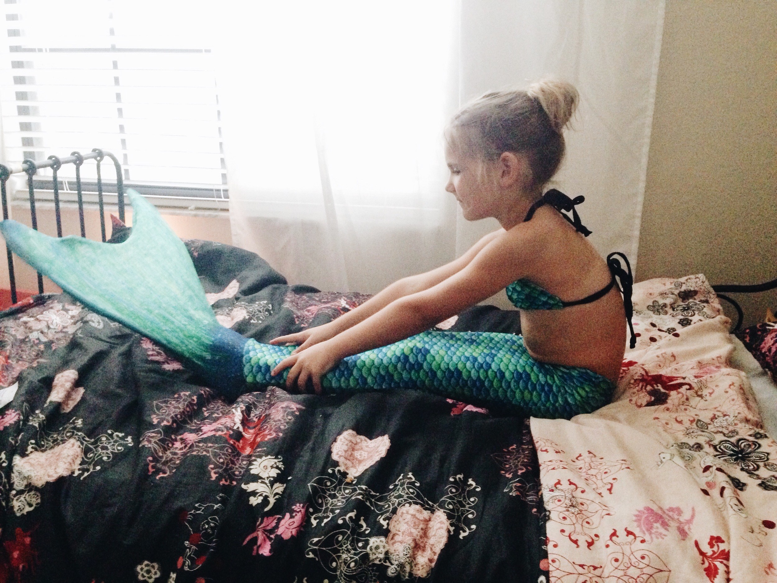 FinFun Mermaid Tail, photo by Stacey Woods