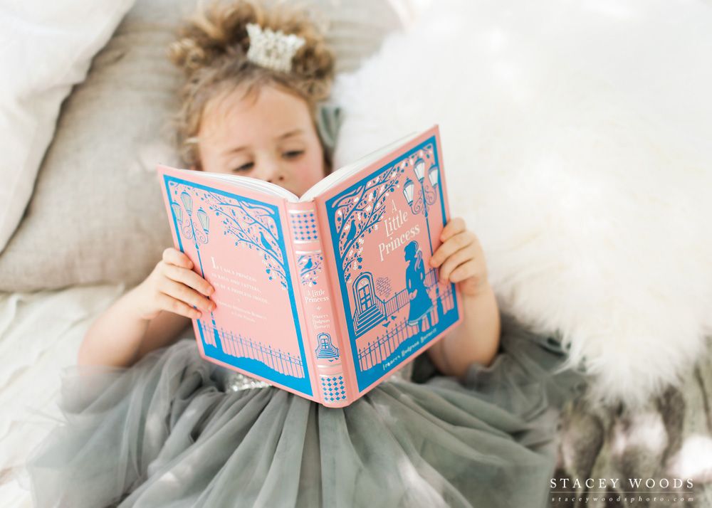 A Little Princess || Stacey Woods, Tampa Bay child photographer