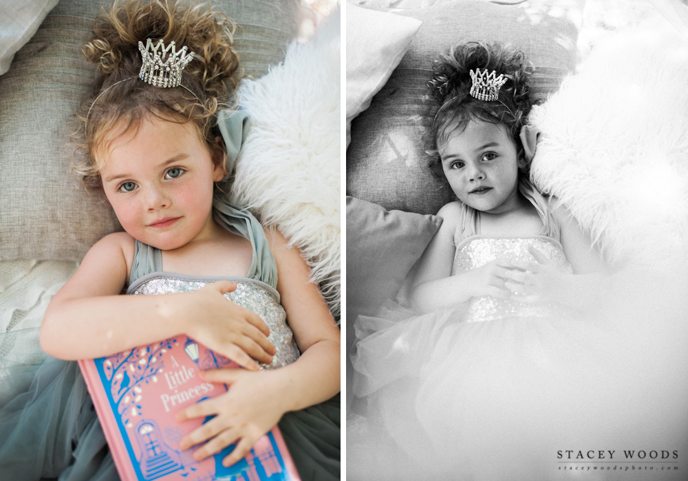 A Little Princess  | Stacey Woods, Tampa Bay children's photographer