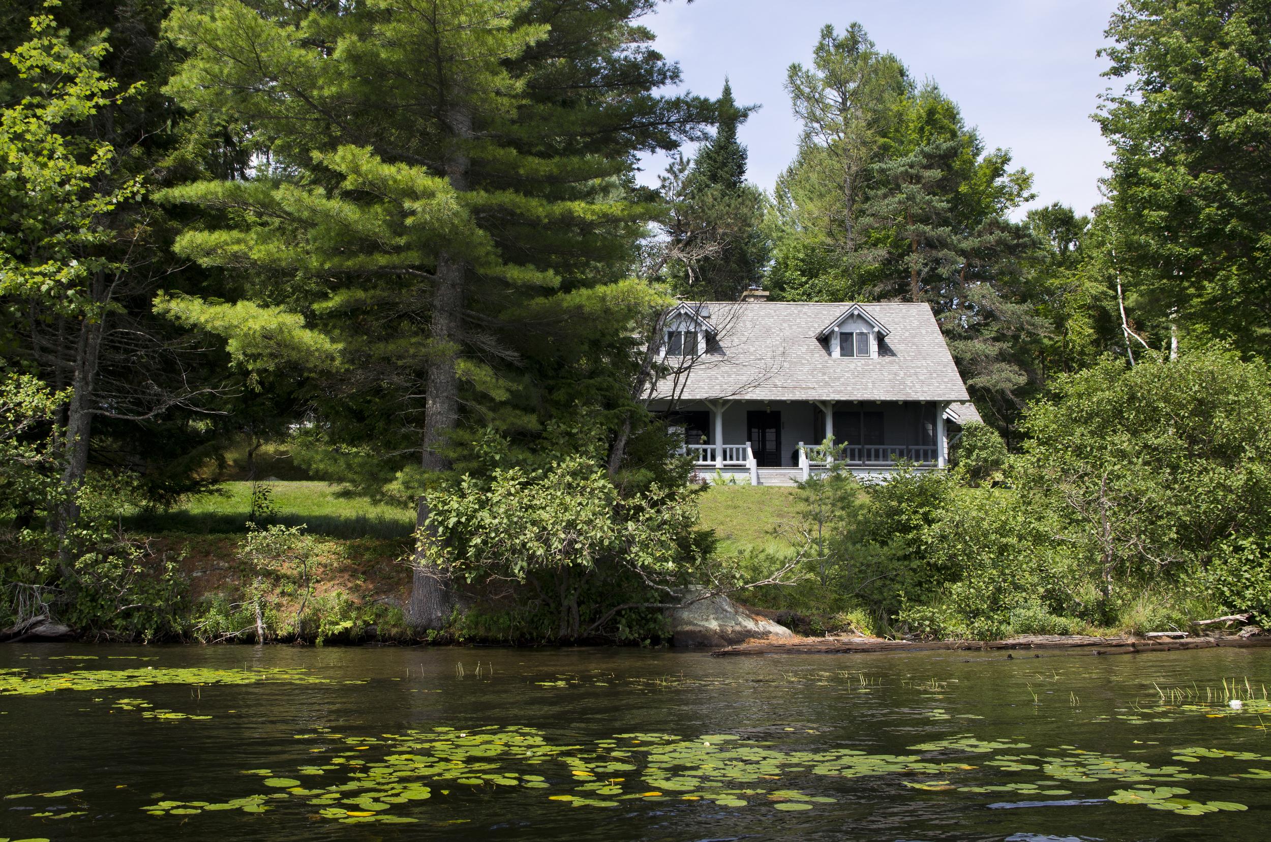 Grey Cottage, Summer 2014