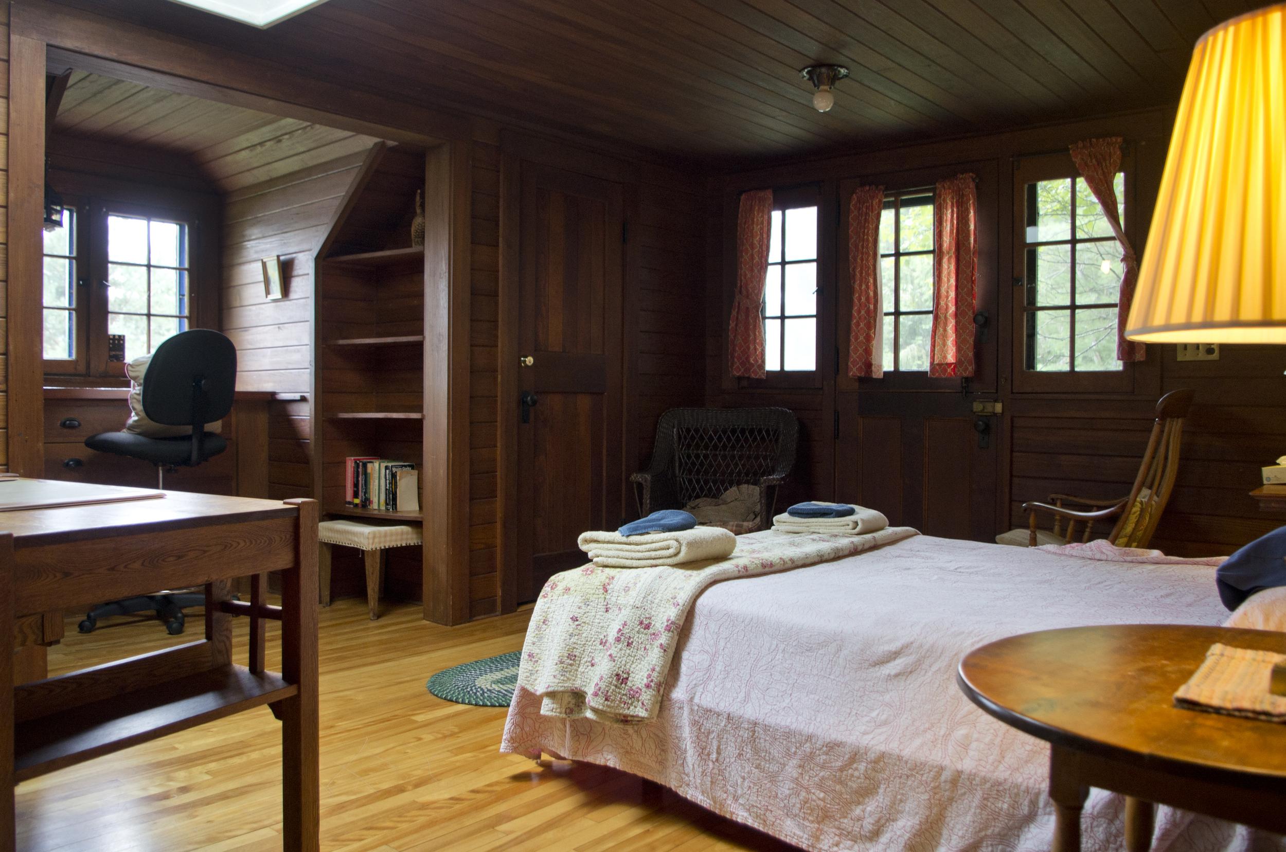 Writer's room, Grey Cottage