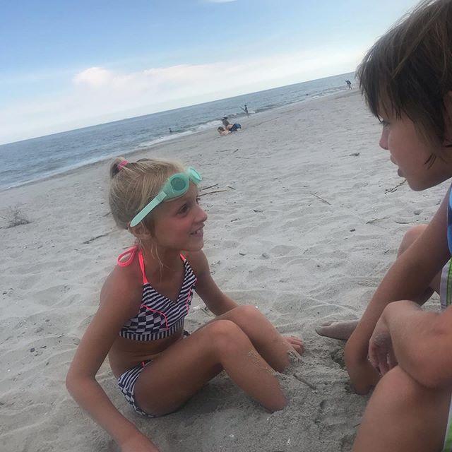 Sea, we love you. 🐟🌾🌕 #beach #lovin #isleofpalms #clubfootcutie