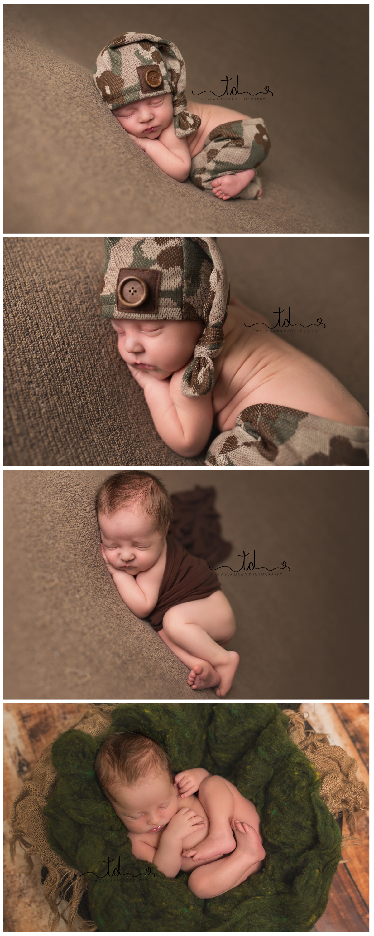 heber park city utah newborn photographer baby boy in camp #twyladawnphotography #utahnewbornphotography