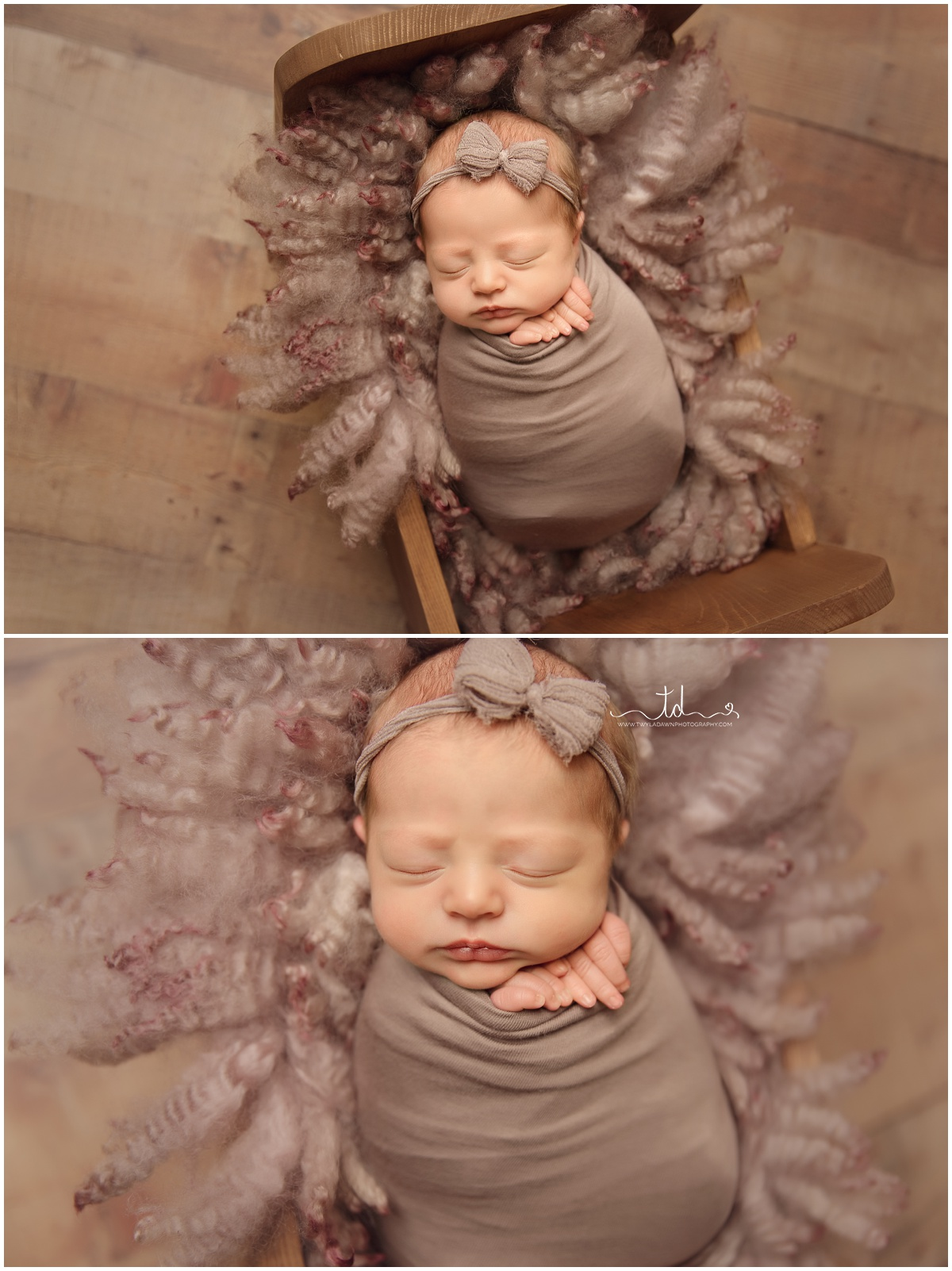 Darling Baby Girl | Utah Newborn Photographer #twyladawnphotography
