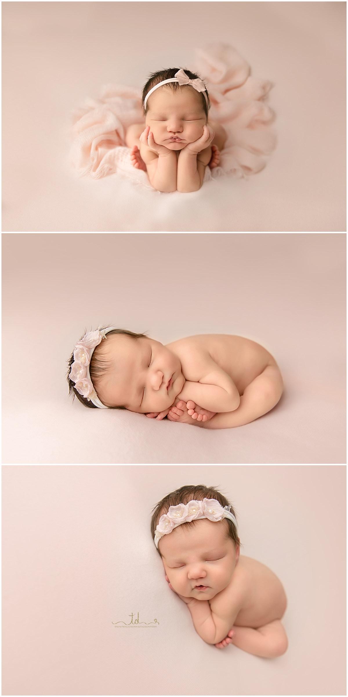 Utah Baby Photographer | Utah Newborn Photographer | Pretty in Pink | #TwylaDawnPhotography