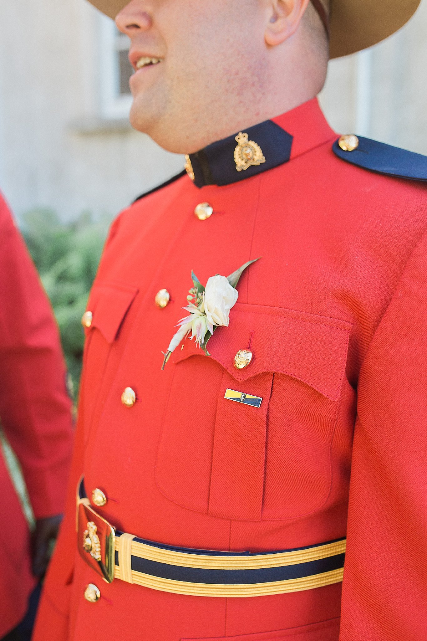 RCMP Wedding - Winnipeg Wedding Photographer - Keila Marie Photography
