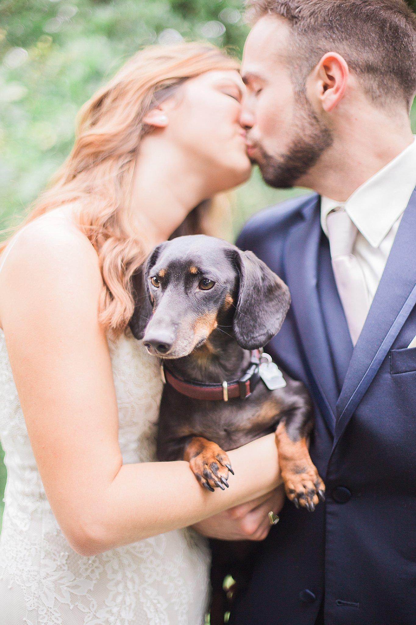 Classic Pineridge Hollow Wedding | Winnipeg Wedding Photographer | Couples Photos with Dog |Keila Marie Photography