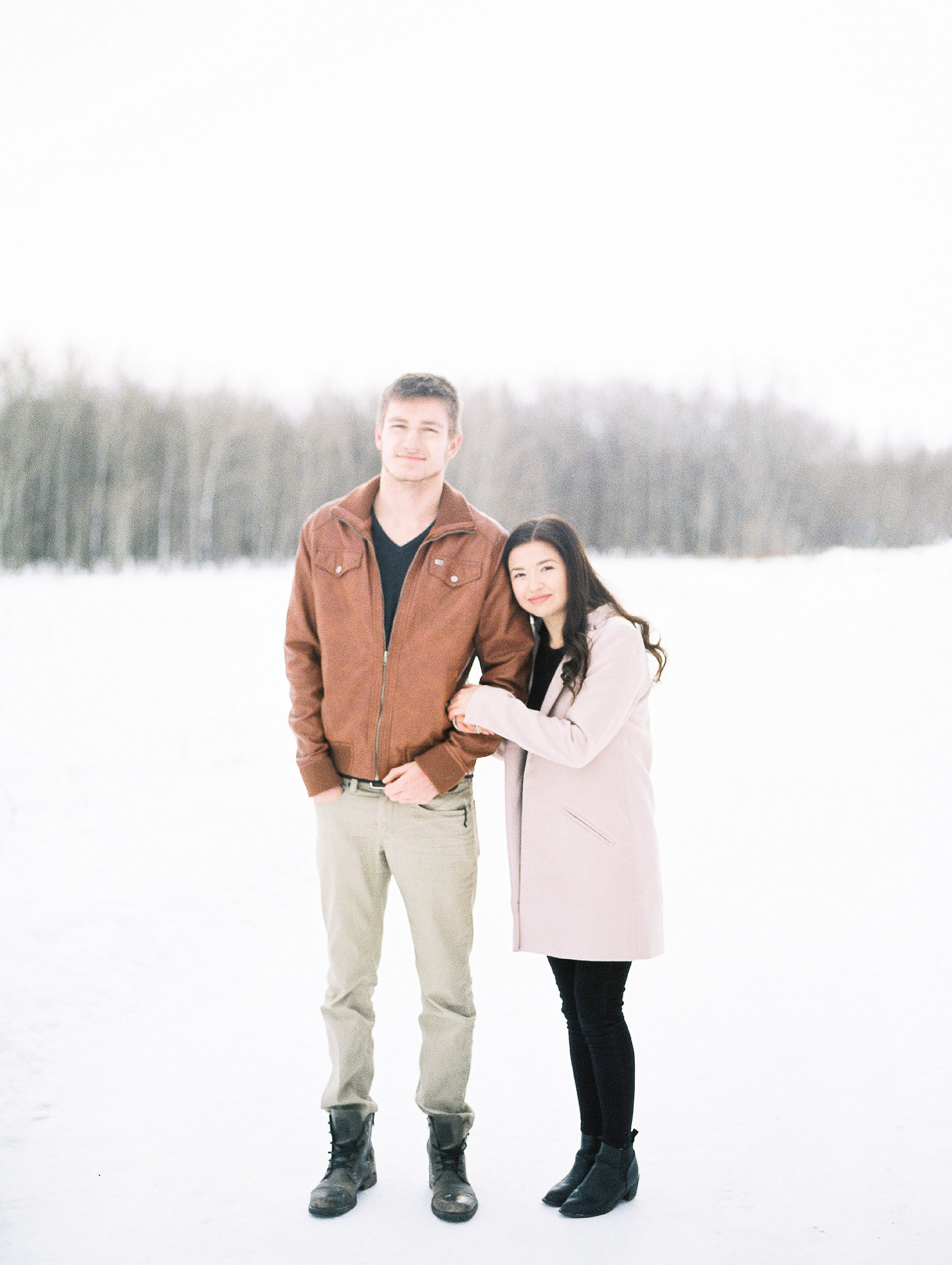 Engagement session ideas - Keila Marie Photography - Winnipeg Film Photographer