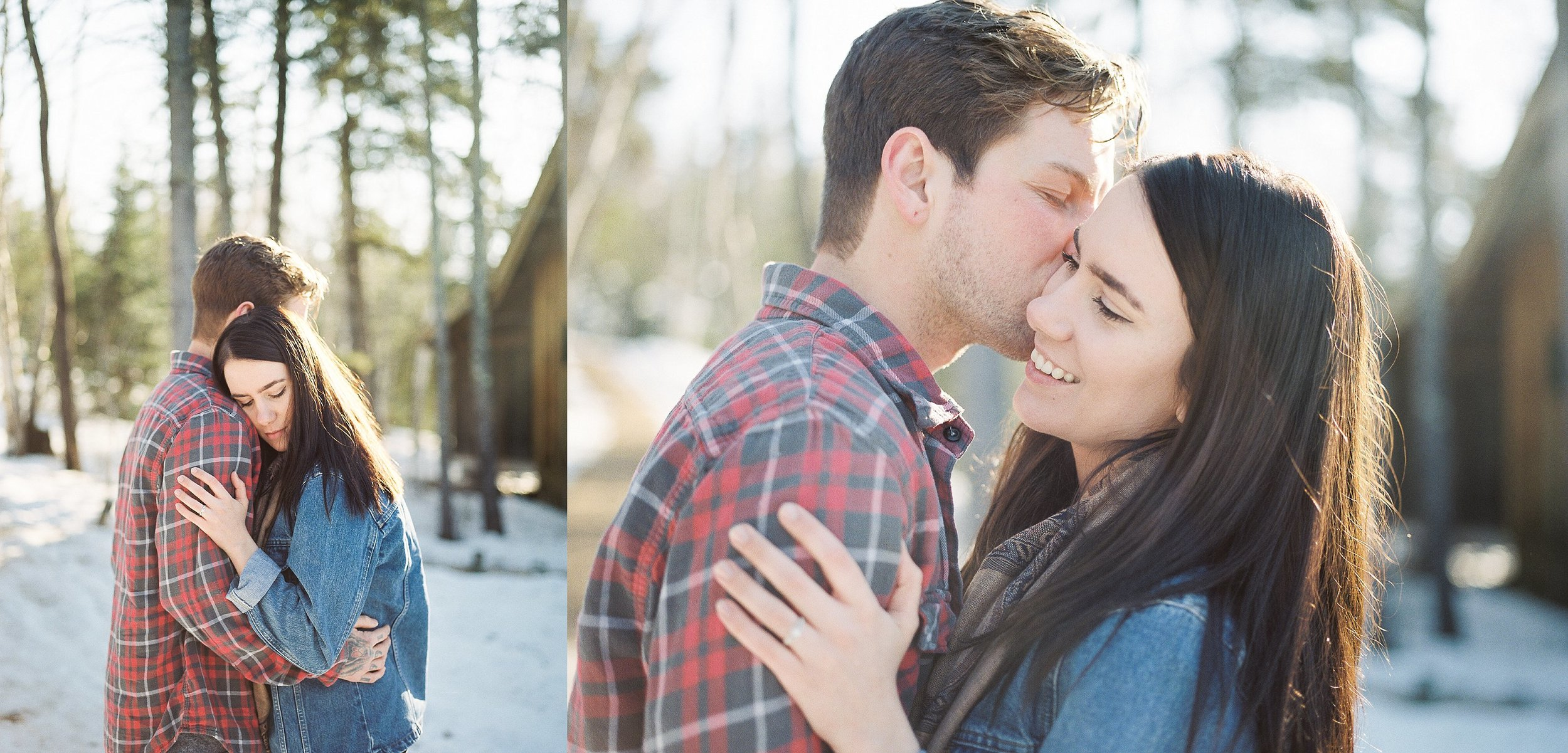 Winnipeg Wedding photographer Keila Marie Photography | Film photographer engagement photos