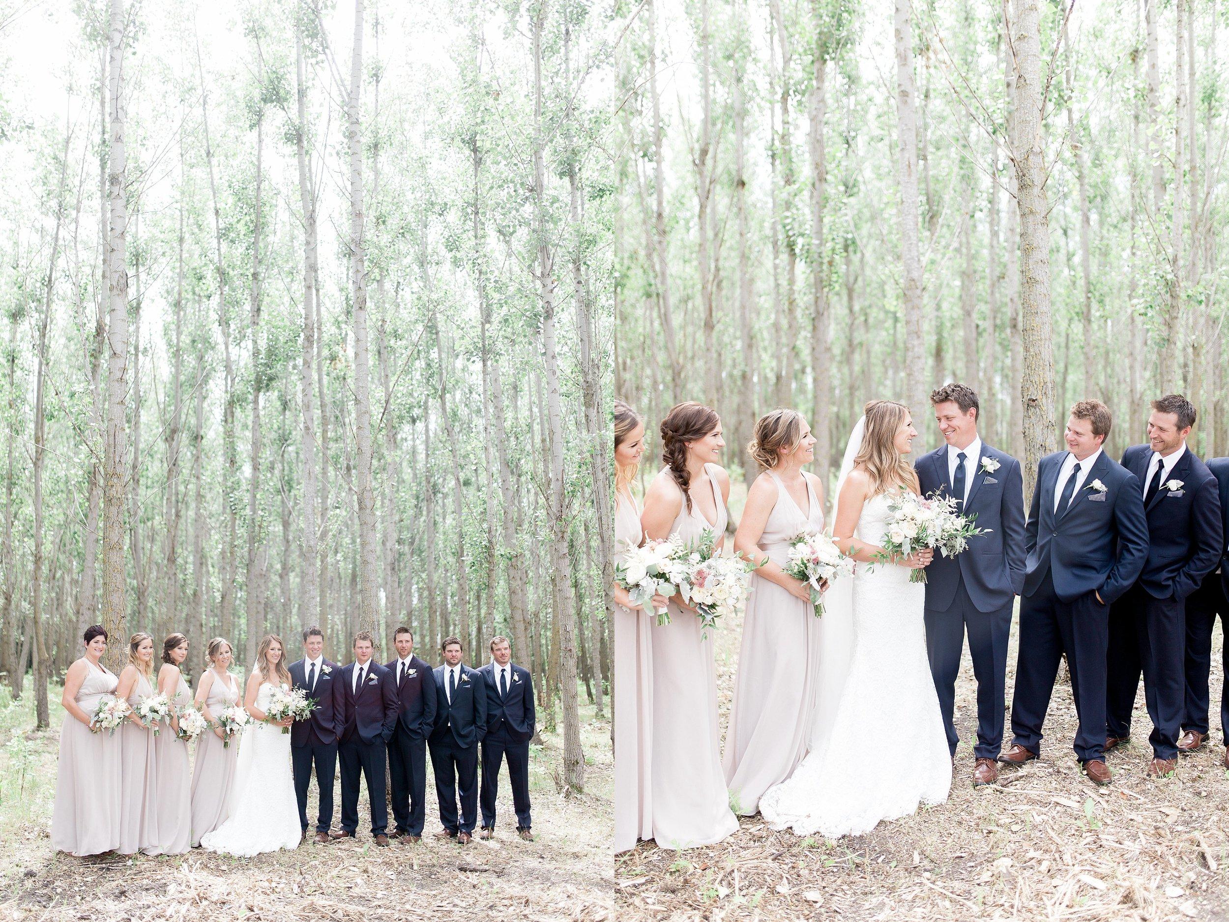 Toronto Wedding Photographer Keila Marie Photography   Bridal party photos  Garden inspired wedding