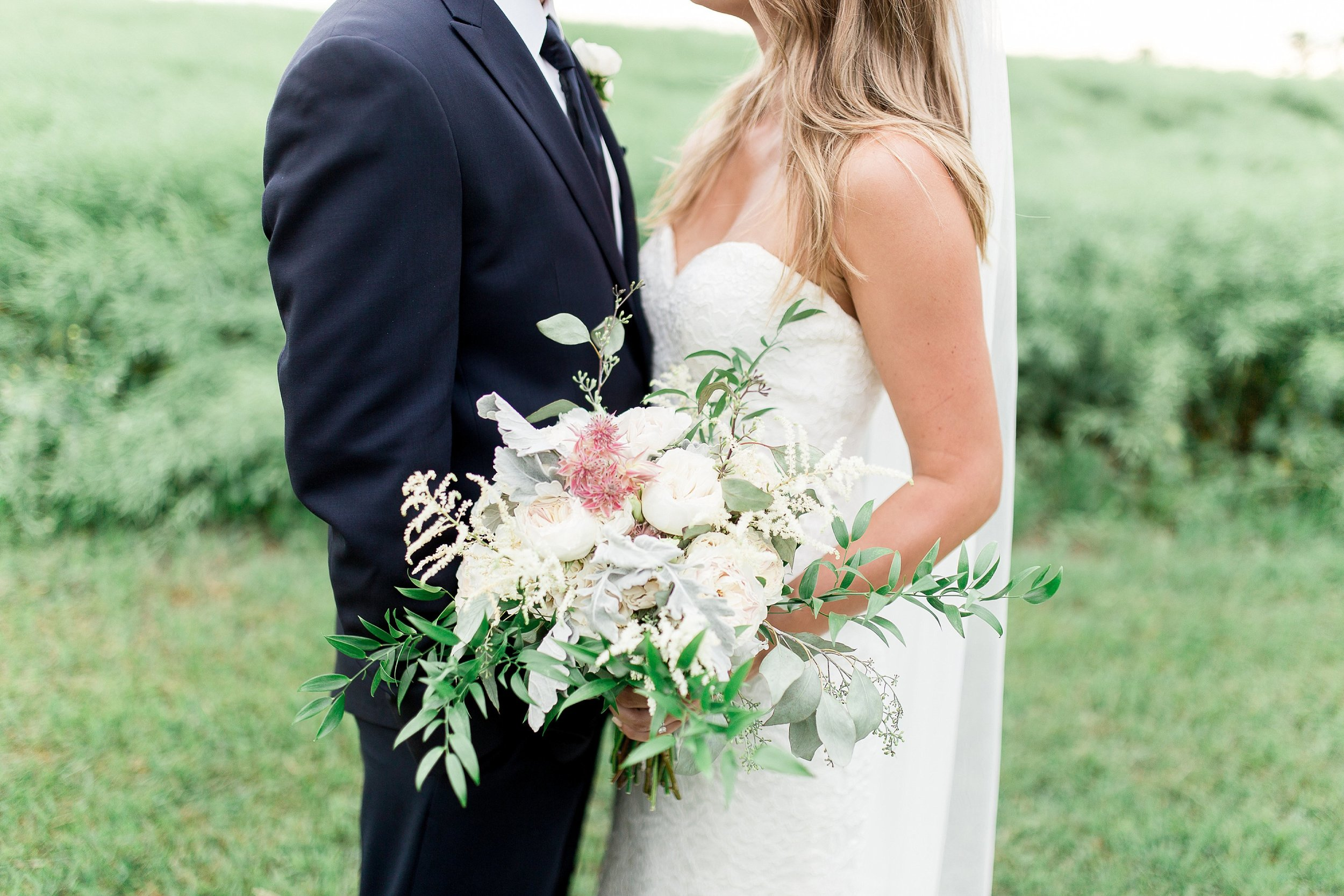 Vancouver wedding photographer   Keila Marie Photography   Bride and groom portraits  Garden inspired wedding