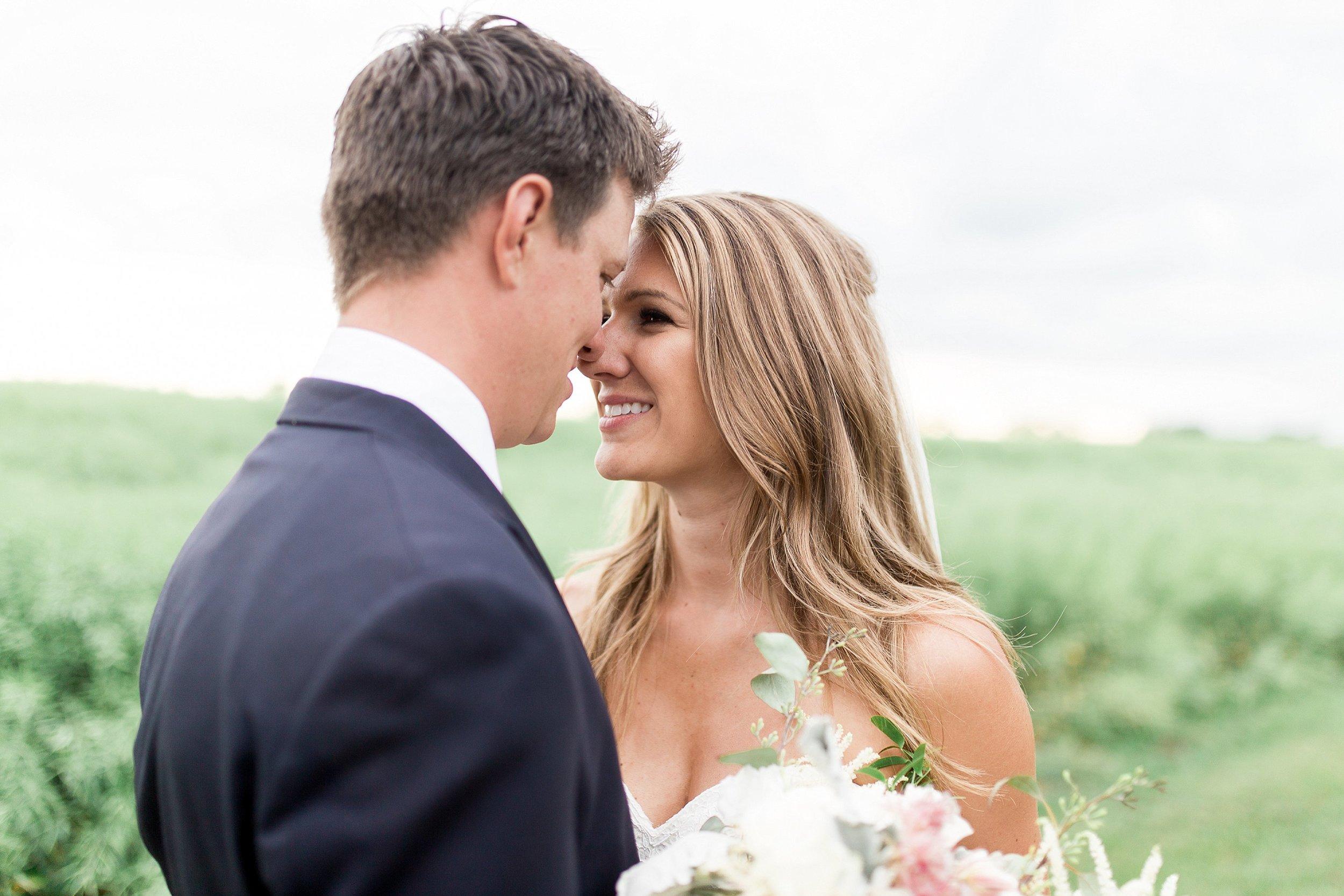 Winnipeg wedding photographer   Keila Marie Photography   Bride and groom portraits  Garden inspired wedding