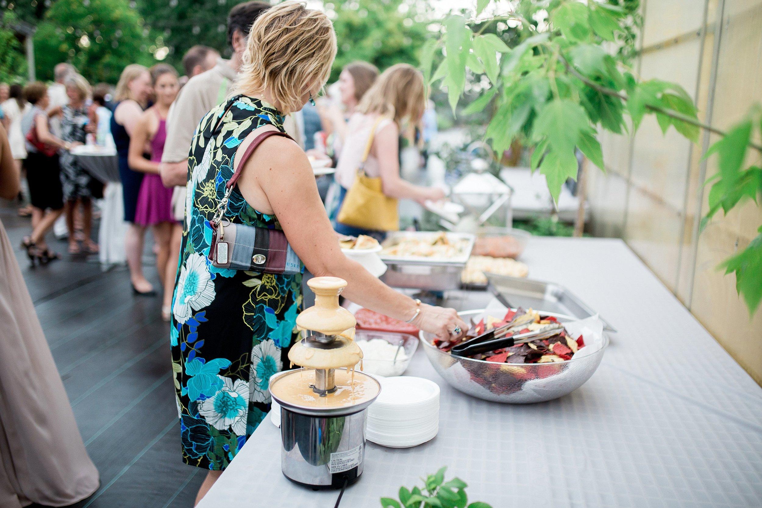 Greenhouse reception   Reception ideas   Keila Marie Photography   Toronto Wedding Photographer