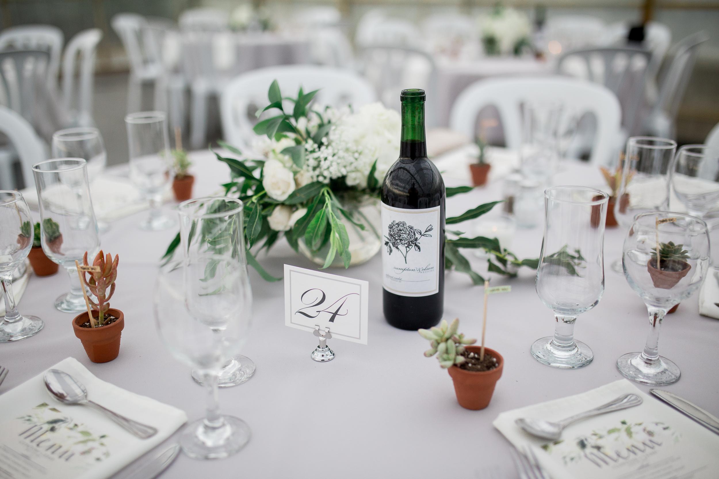Greenhouse wedding reception   Reception ideas   Keila Marie Photography   Vancouver Wedding Photographer