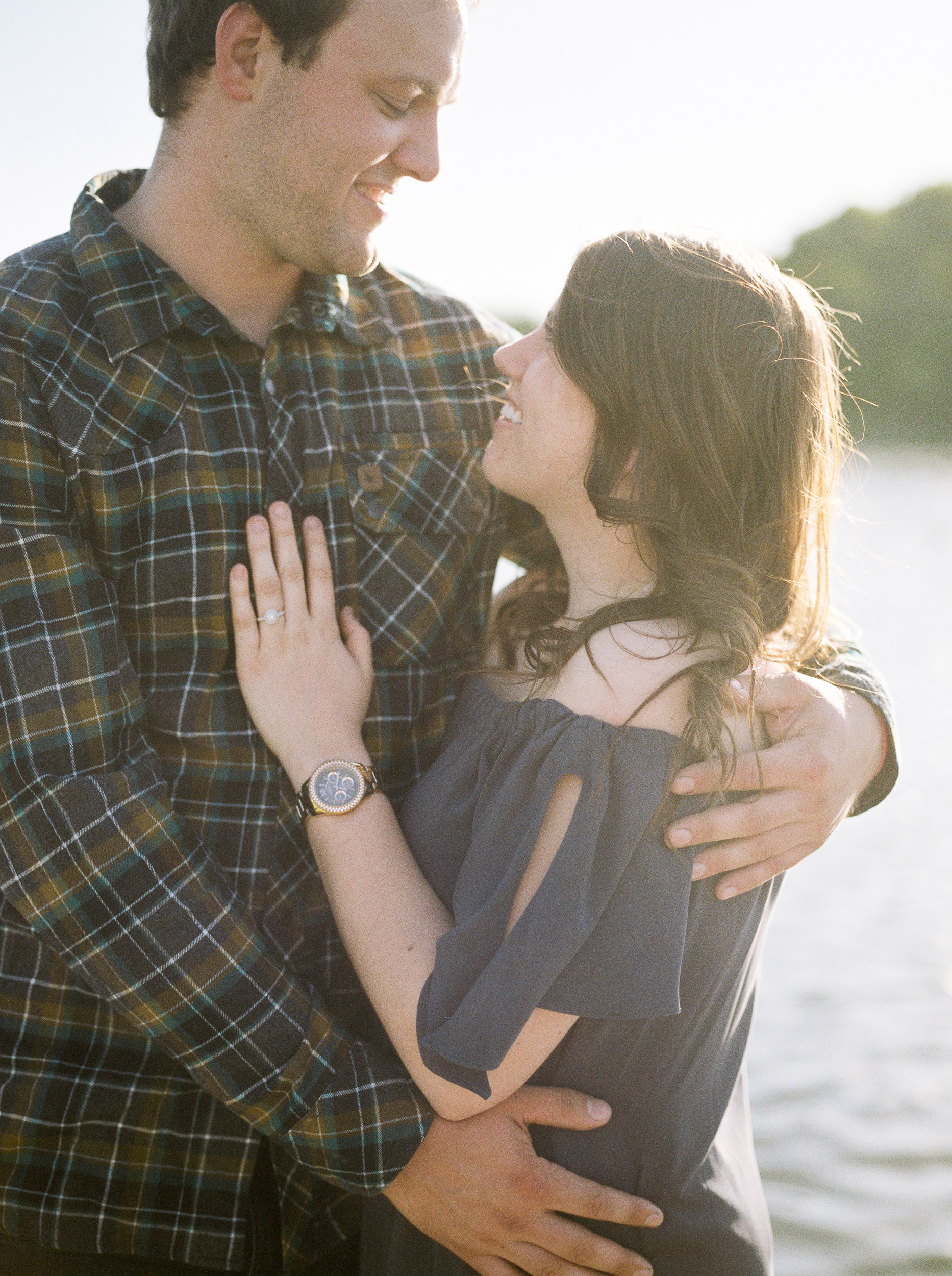 Canadian Film Photographer - Summertime Engagement Session - Engagement Session Ideas - What To Wear To An Engagement Session - Reasons to do an engagement session - Light & Airy Photography - Canadian Wedding Photographer - Winnipeg Wedding Photogr…