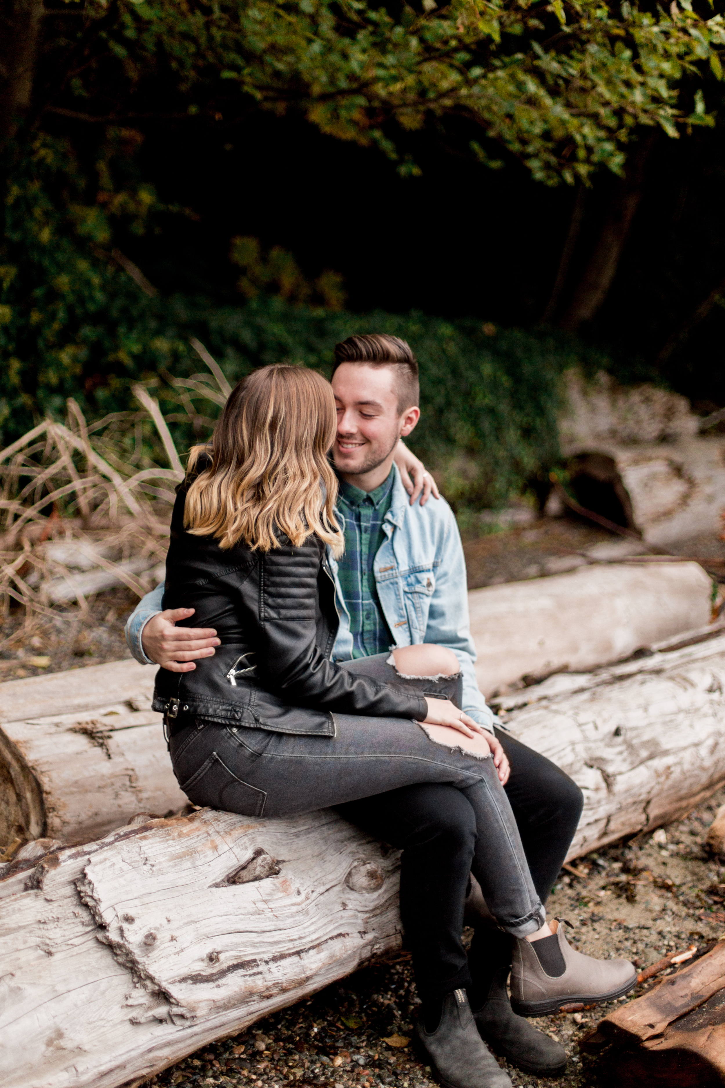 Vancouver Engagement Session - Vancouver Wedding Photographer - Whytecliff Park Engagement Photos - Whytecliff Park Wedding pics - BC Wedding Photographer - Winnipeg Wedding Photographer - Destination Film Wedding Photographer - Keila Marie Photography
