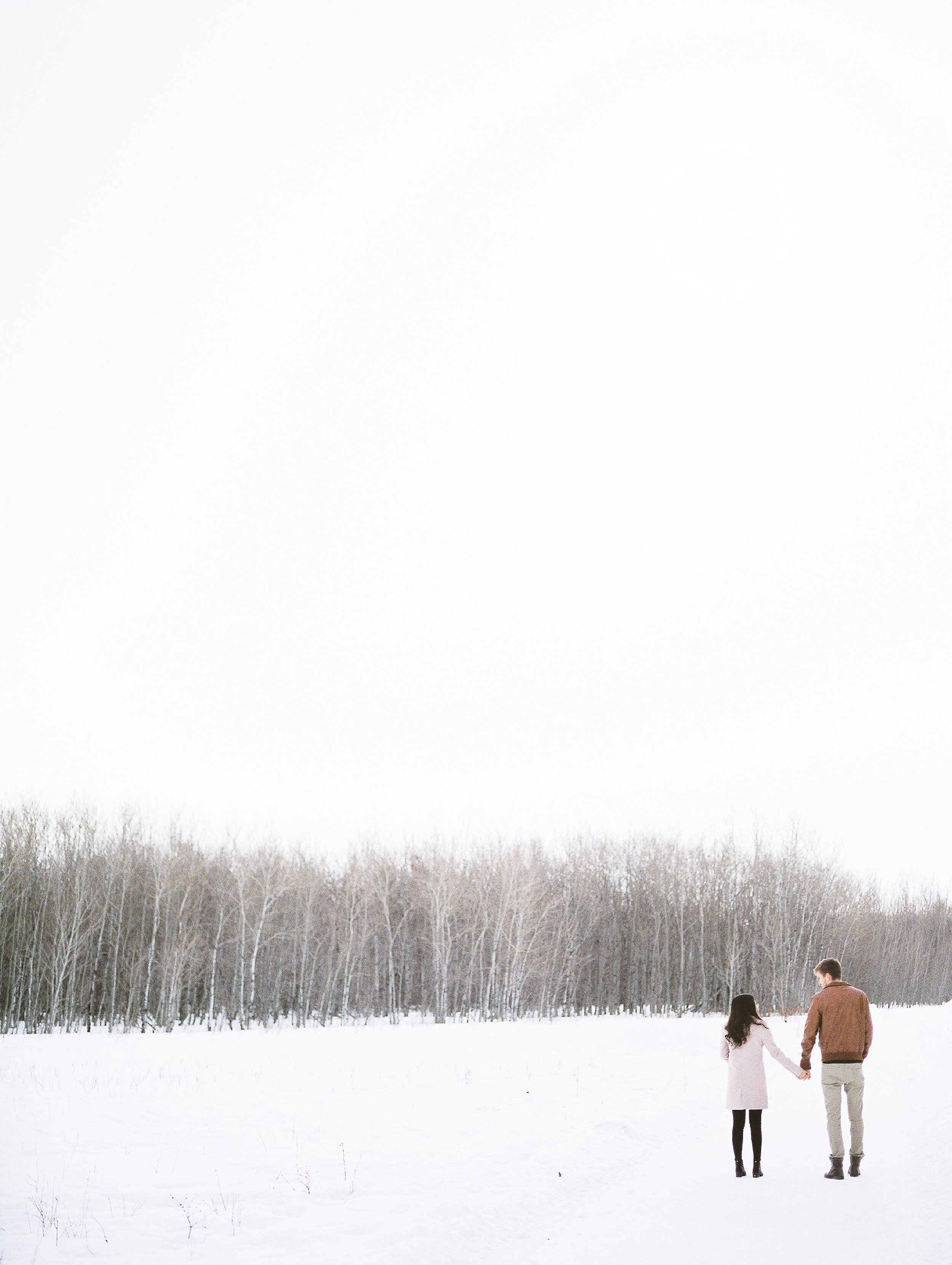 Assiniboine-Forest-Engagement-Session-Location-Idea-Winnipeg-Manitoba-Wedding-Photographer