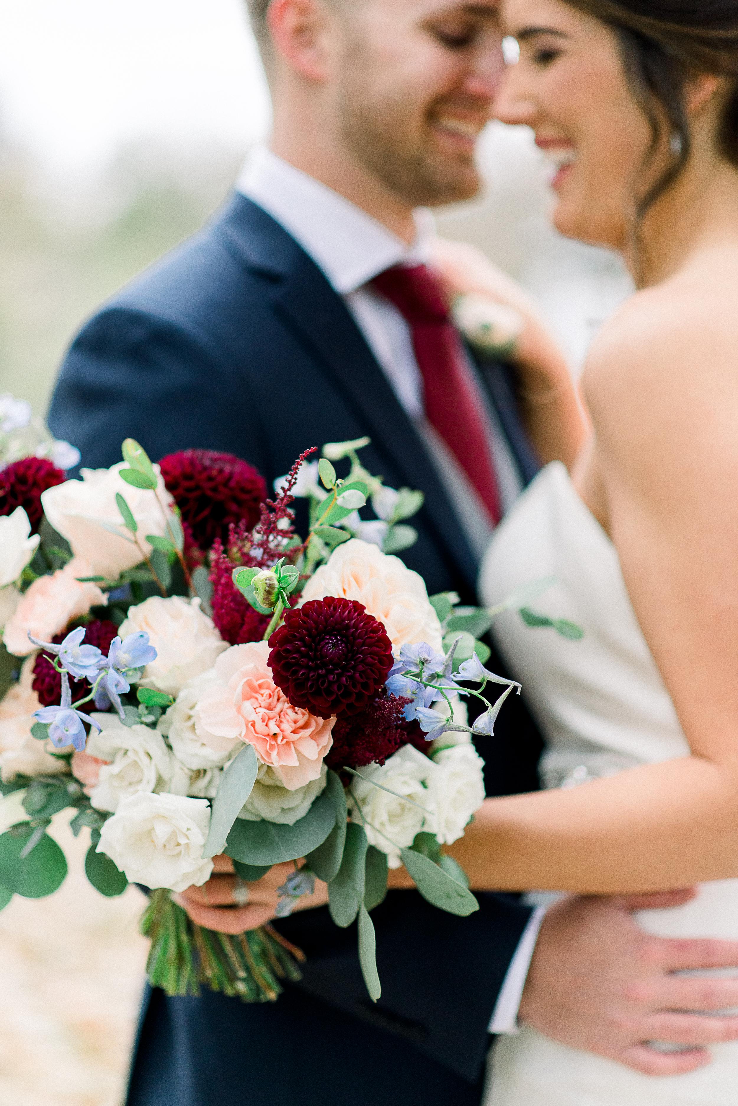 Marianna & Tim | Glendale Golf Club Wedding