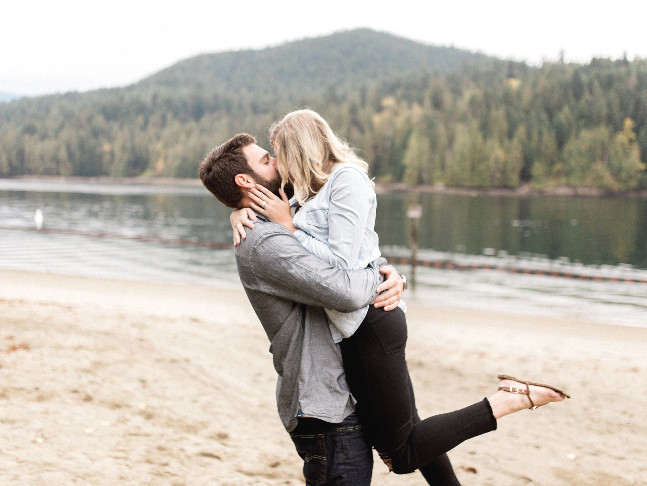 Kayle & Spencer | Burnaby Engagement
