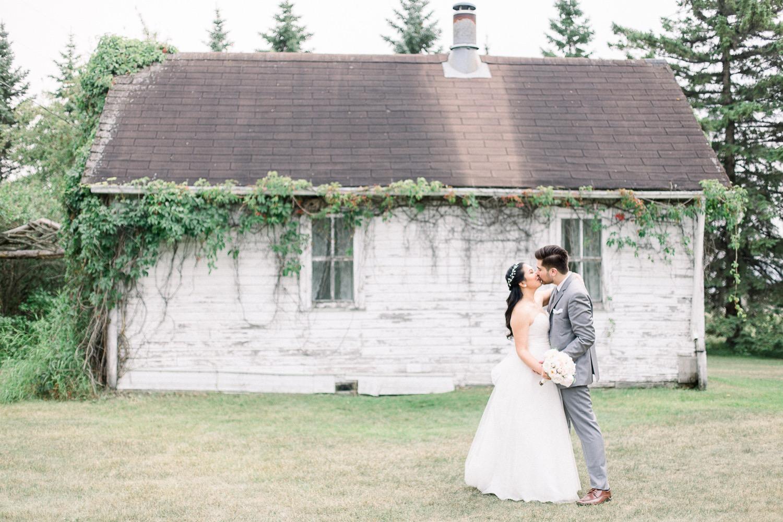Melissa & Paolo | Cielo's Garden Wedding