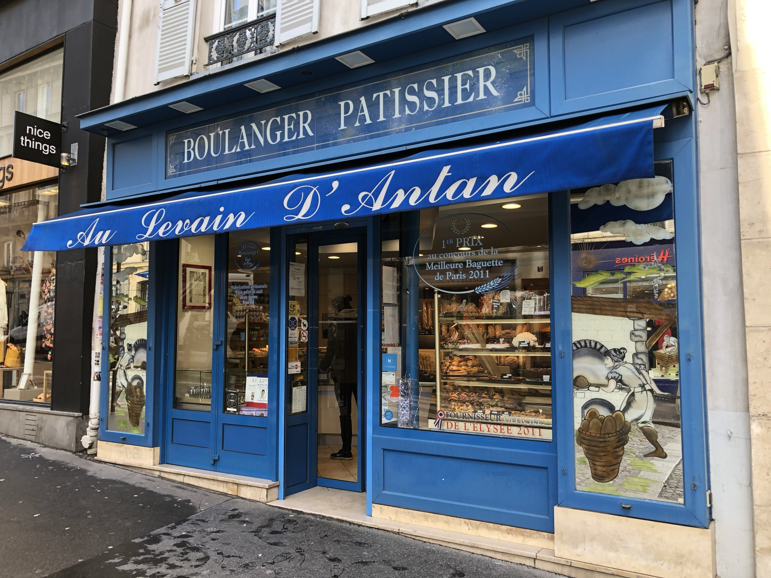 "For a bakery to be legally called a ""boulangerie,"" they have to make bread, by hand, on a daily basis."