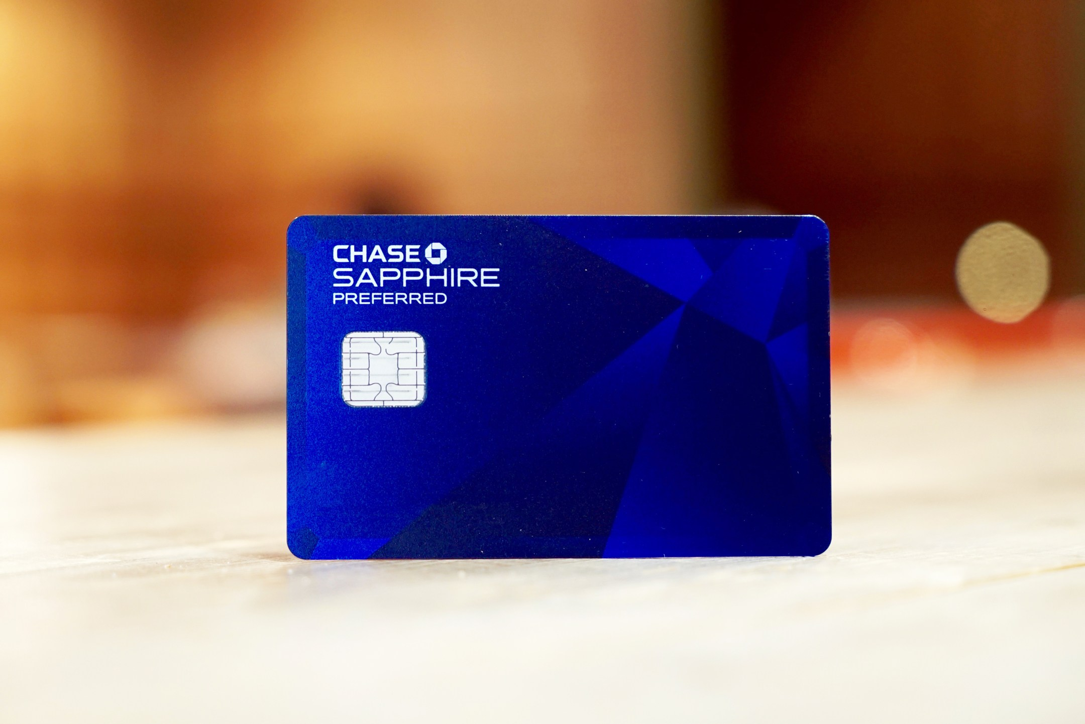 The Chase Sapphire Preferred is the card we recommend people start with.