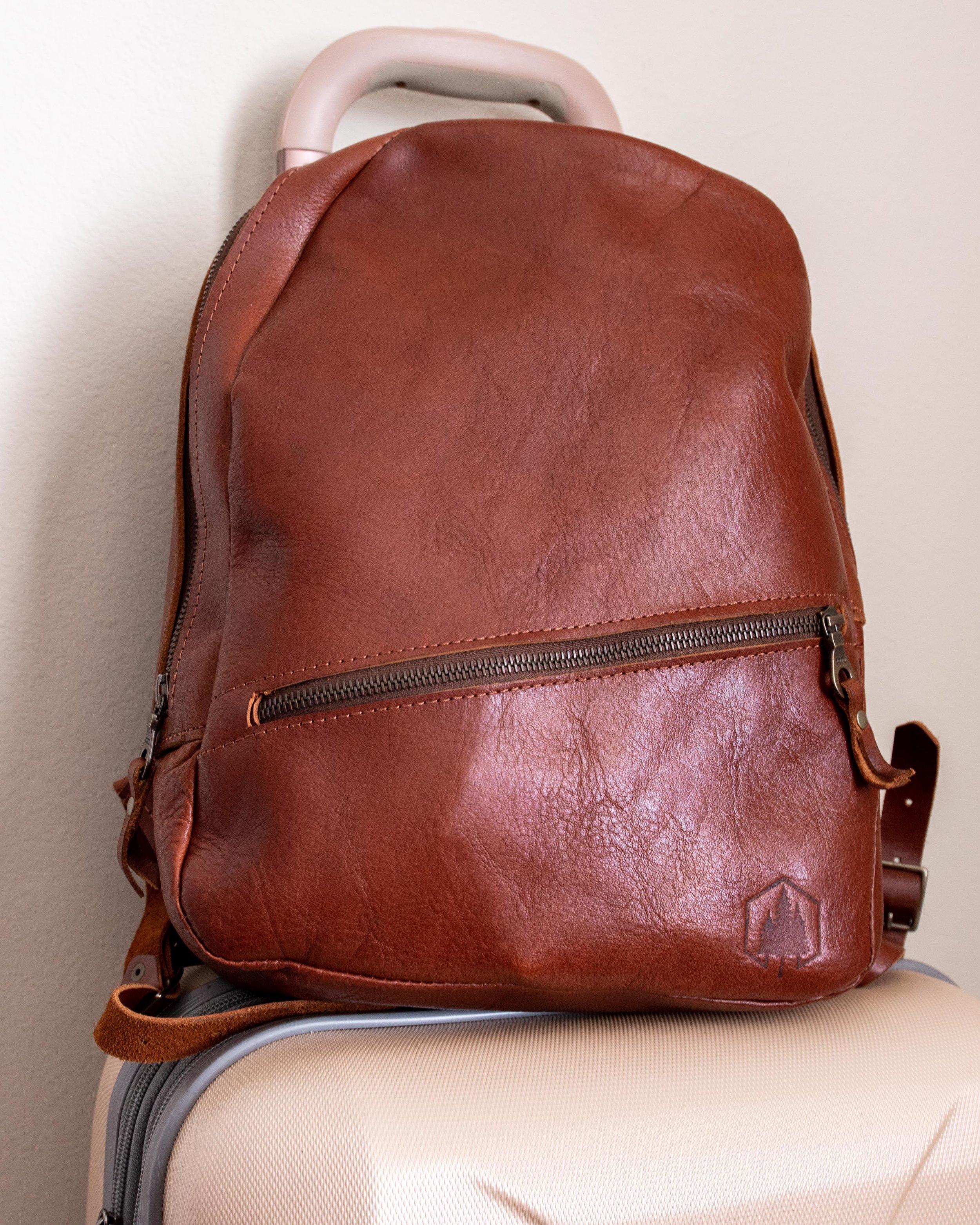 My Uphill Designs bag.