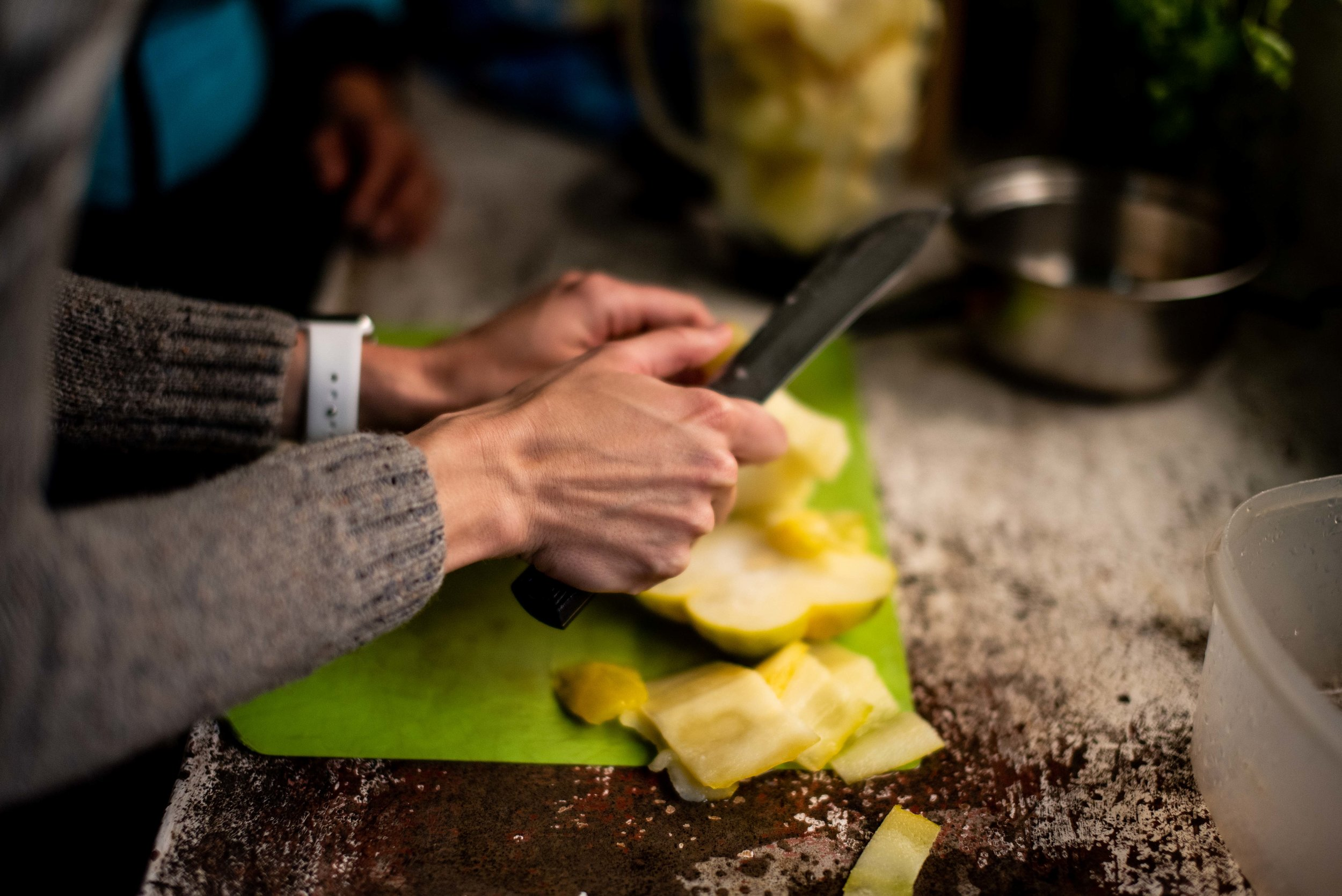 Learn how to prepare and cook local cuisine on a farm tour with  Takiri Travel .