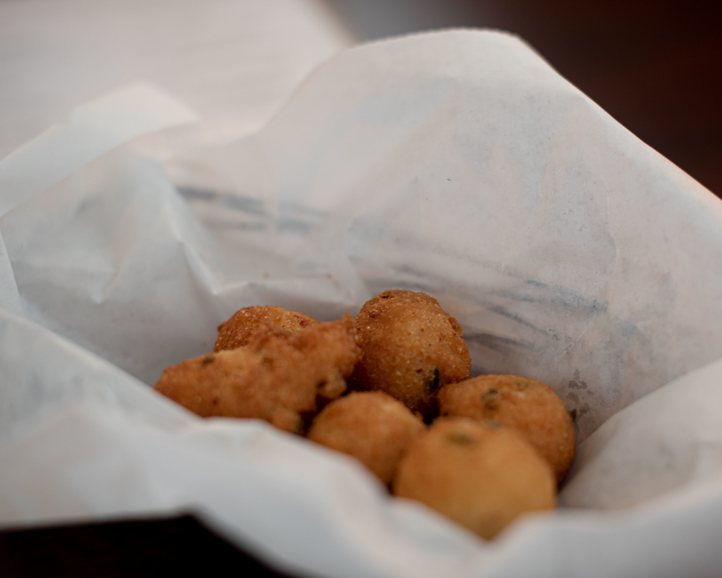 Hushpuppies!